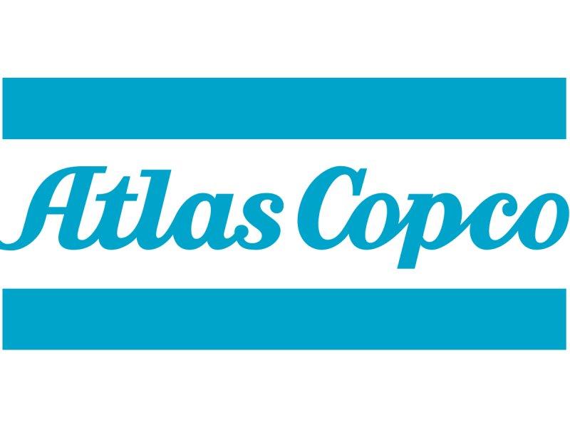 Логотип Atlas Copco