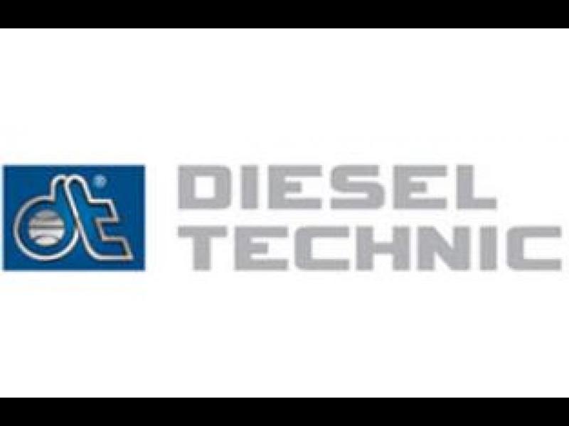 Логотип Diesel Technic