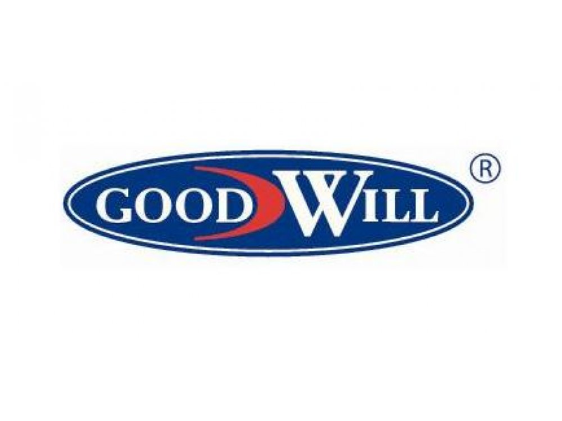 Логотип Goodwill