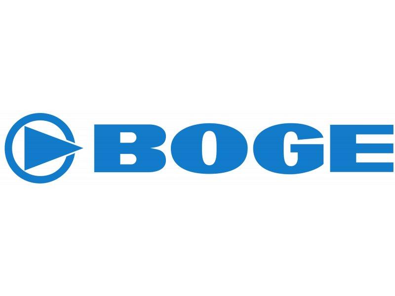 Логотип BOGE