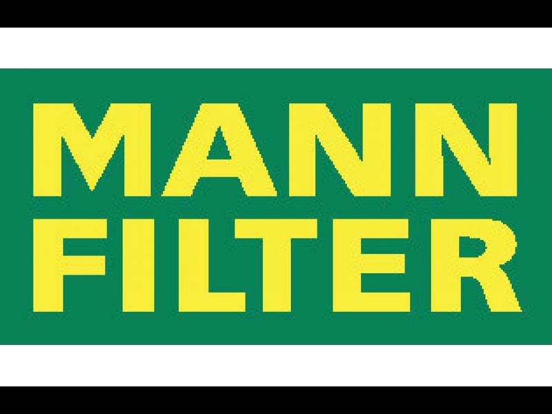 Логотип MANN