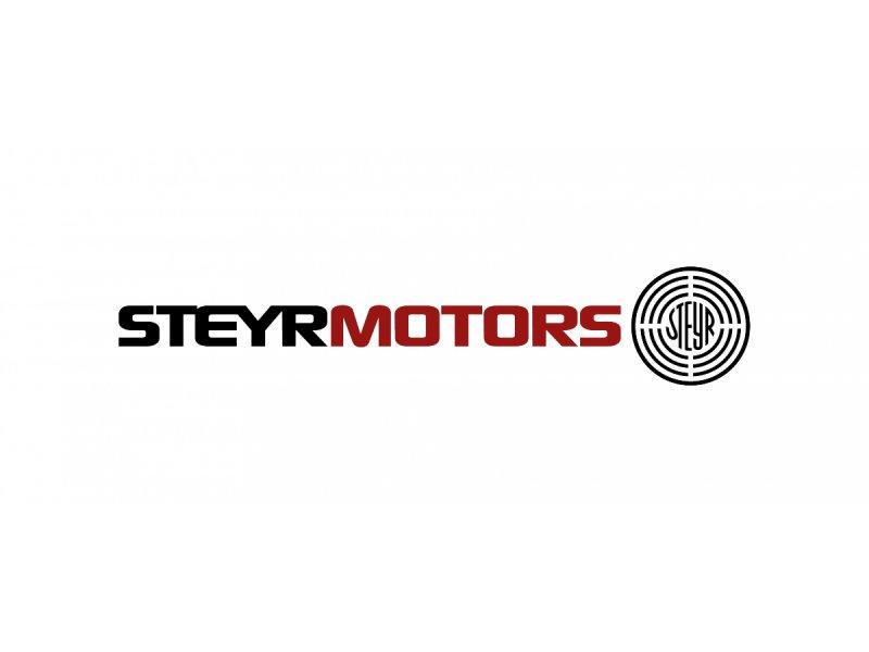 Логотип STEYR MOTORS