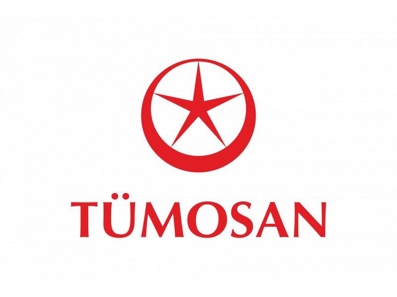 Логотип TÜMOSAN