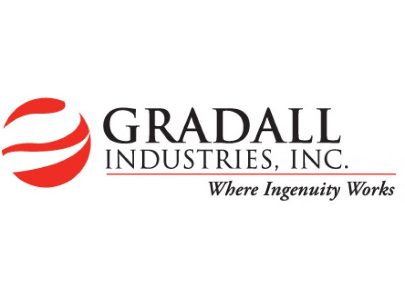 Логотип GRADALL