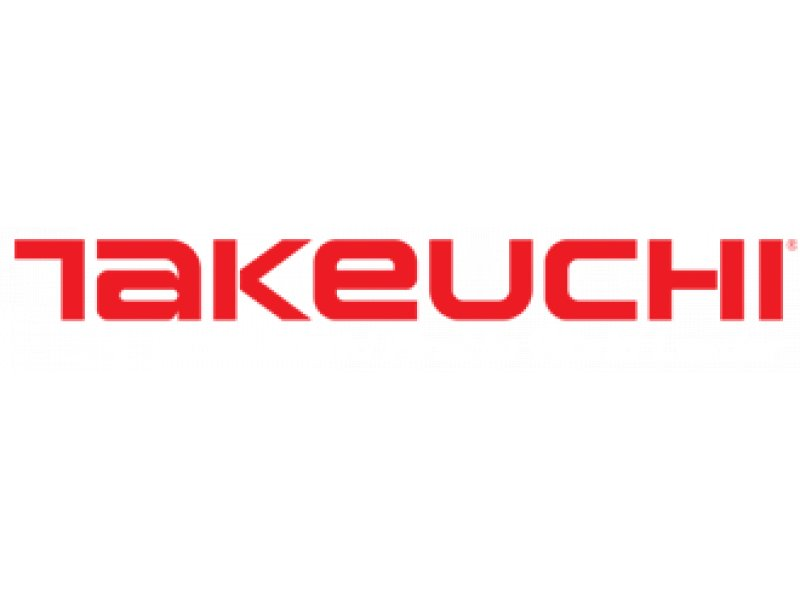 Логотип TAKEUCHI