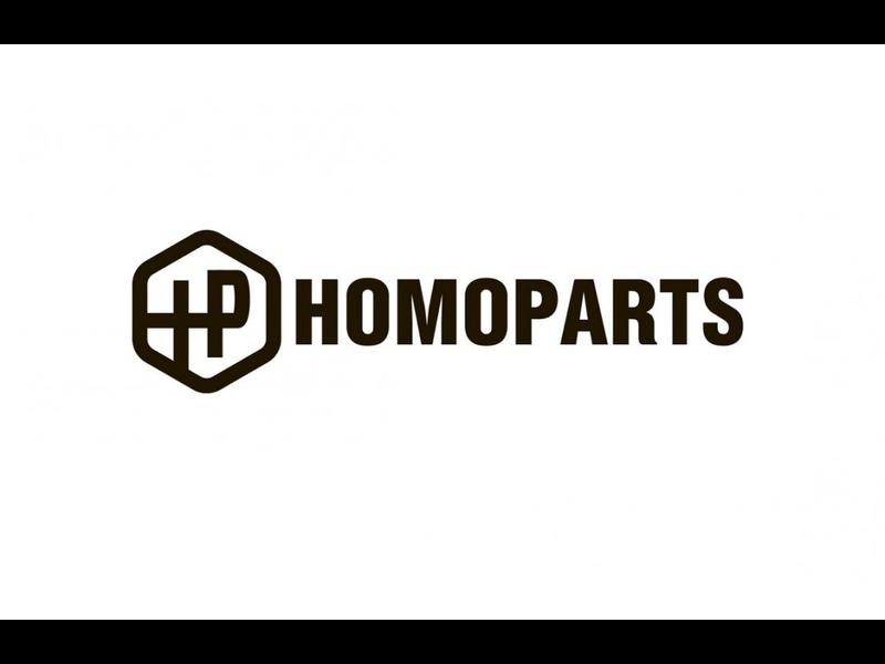 Логотип HOMOPARTS
