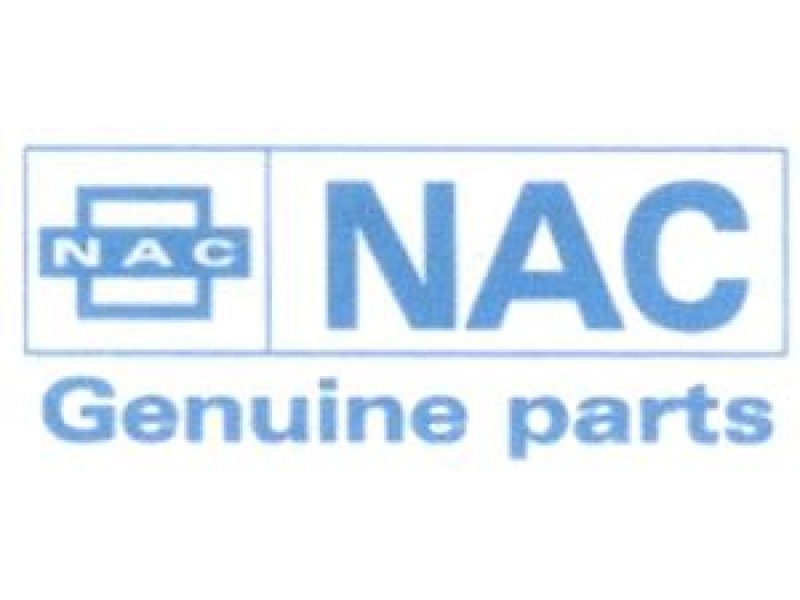 Логотип NAC