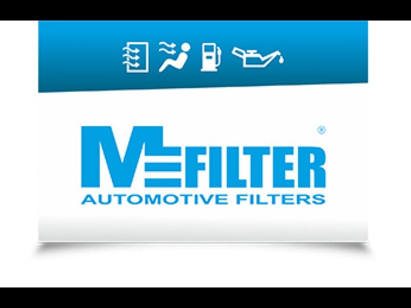 Логотип MFILTER