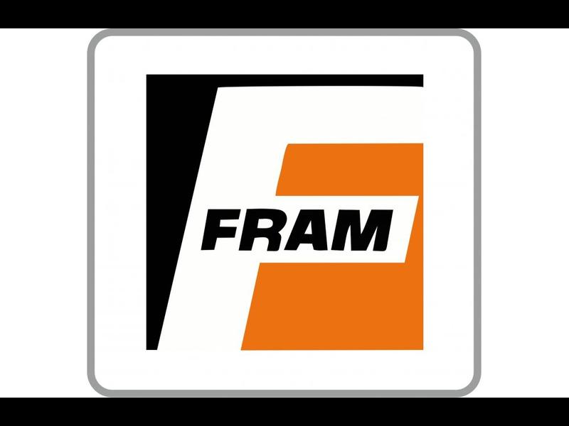 Логотип FRAM